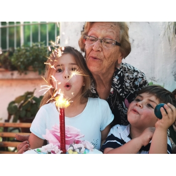 Mother's Day Poems For Grandmothers From Grandchildren