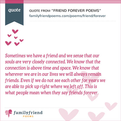 Forever Best Friends Poems Rhyme About That role-playing unflinchings