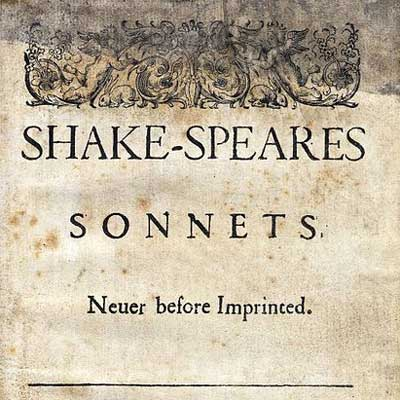 Sonnets Examples Of Sonnets Sonnet Poems