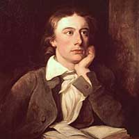 John Keats Famous Poet Family Friend Poems