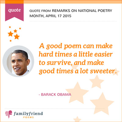 Quote About The Benefits Of Poetry