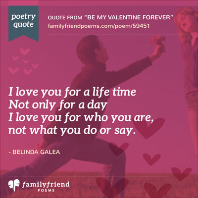 Short I Love You Quotes For Your Husband : Short Valentines Day Poems