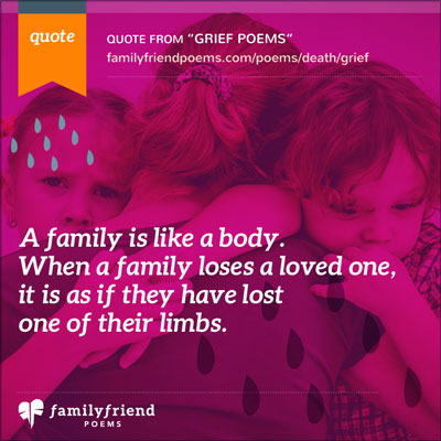 Loss Of A Loved One Quotes And Poems Interesting Grief Poems  Comforting Words To Help With Grief And Loss