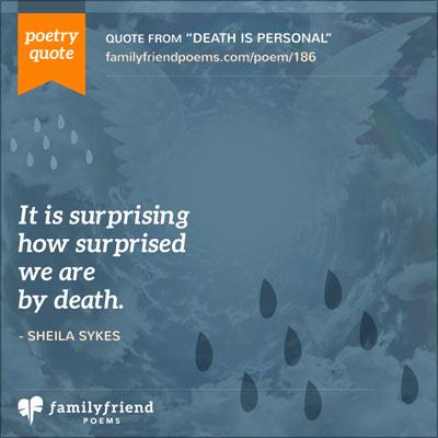 Death Is Personal