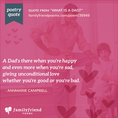 Father\'s Day Poems - Poems Celebrating Dad and Father\'s Day