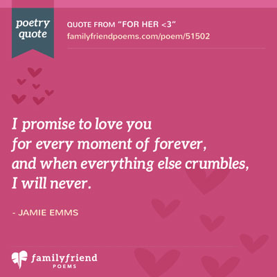 Girlfriend Poems - Love Poems for Her
