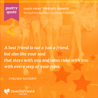 Quote About Friends Staying With You