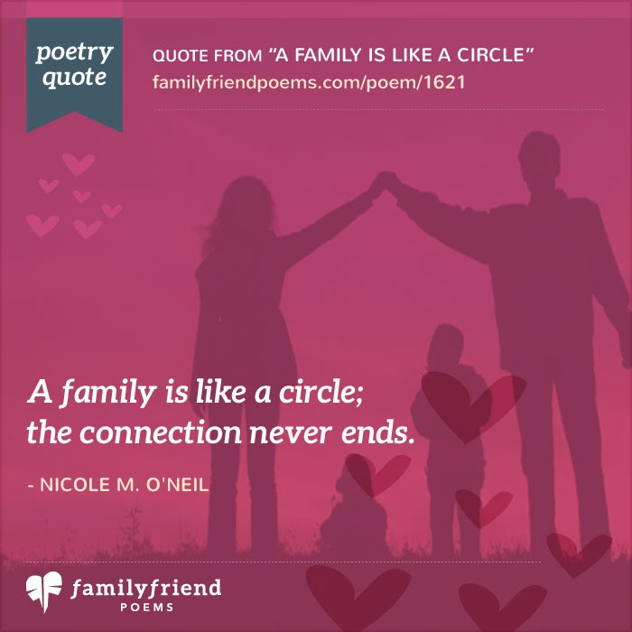 Sad poems about family