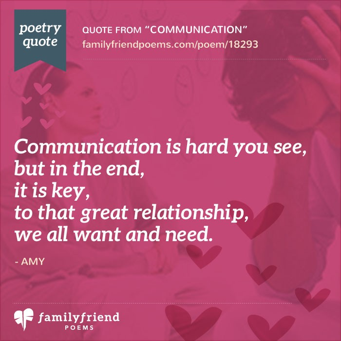 Love Poems about Relationships - Poems on Creating Healthy ...