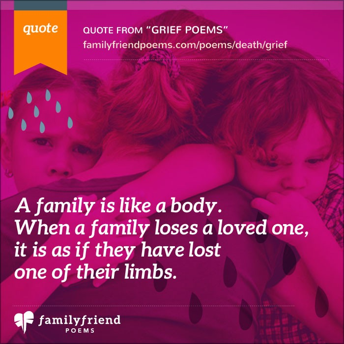 Famous Quotes About Death Of A Loved One Inspiration Grief Poems  Comforting Words To Help With Grief And Loss