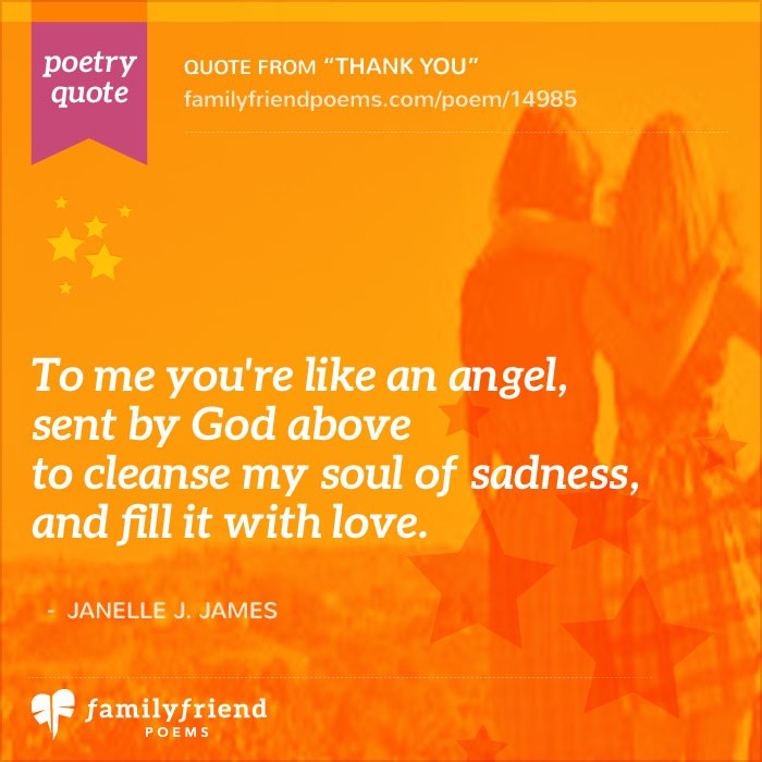 I Want To Thank You Again, Thank You Poem for Friends
