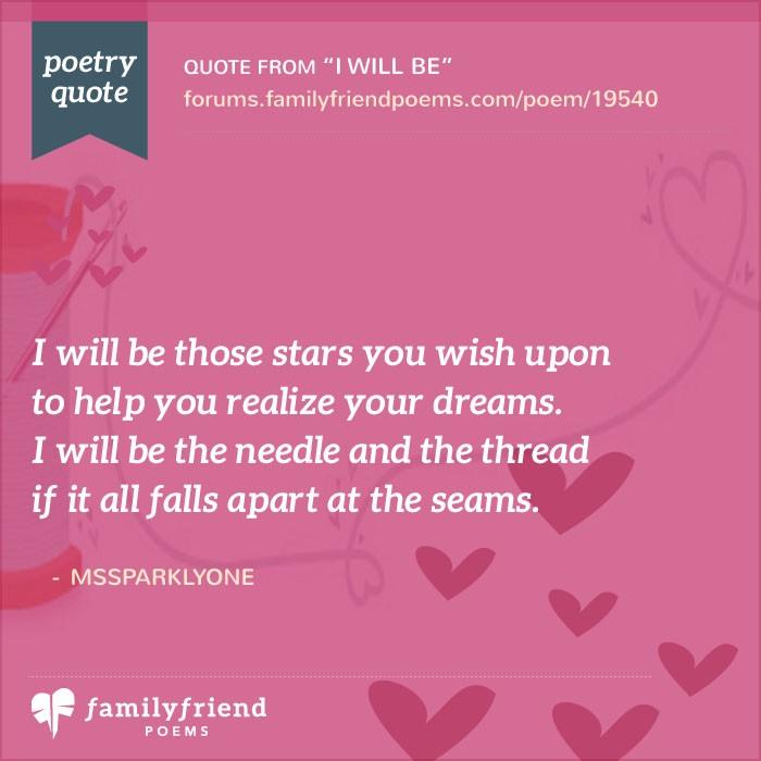 Upon a star poem wish Wish upon