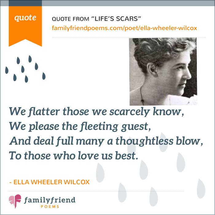 Famous Love Poems Quotes: Famous Family Poems