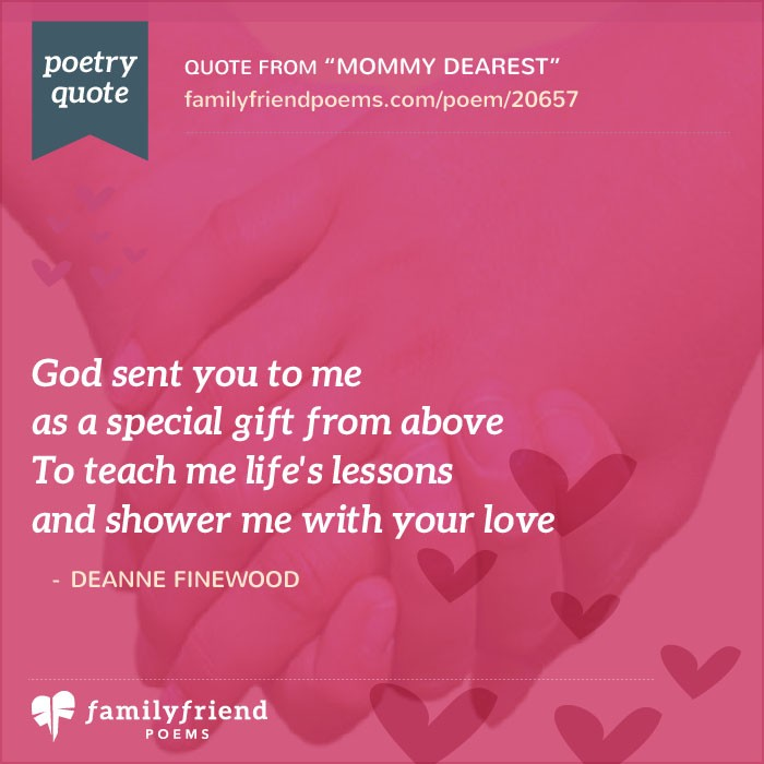 Mother's Day Poems 2015: Top 10 Best Ideas & Quotes for Moms ...