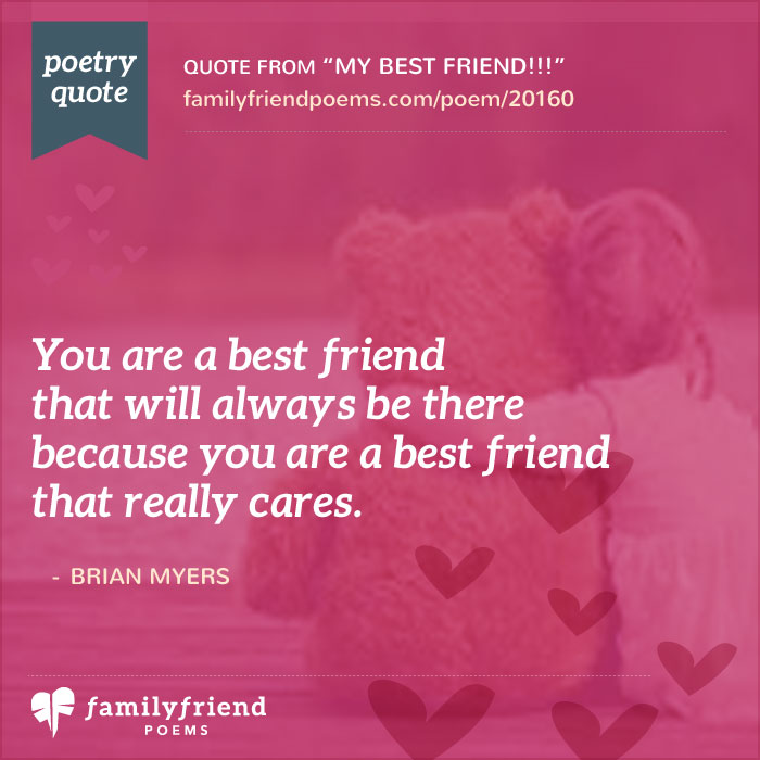 cute poems for your best friend poem to the next door my best friend 17204