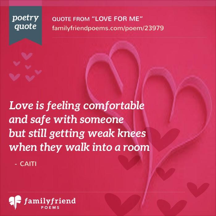 Love For Me, True Love Poem