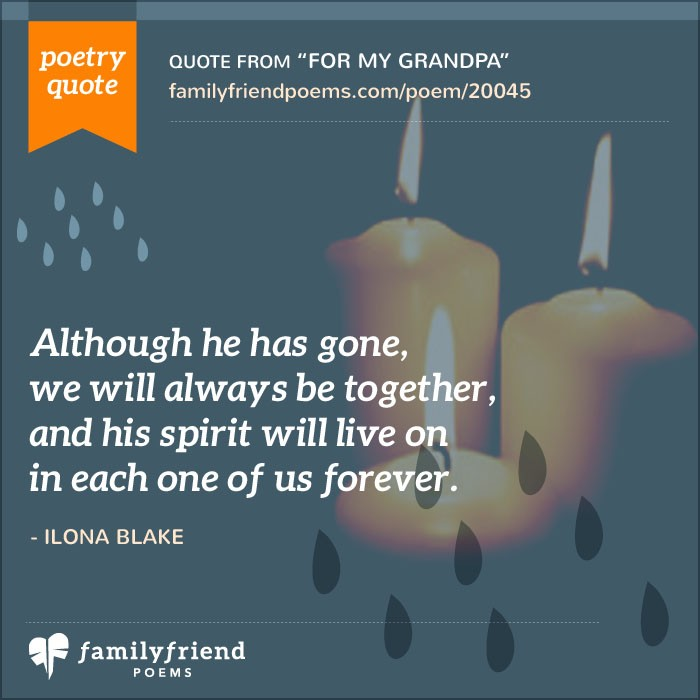 Grandpa Quotes: Death Of Grandfather, For My Grandpa, Grandfather Death Poem