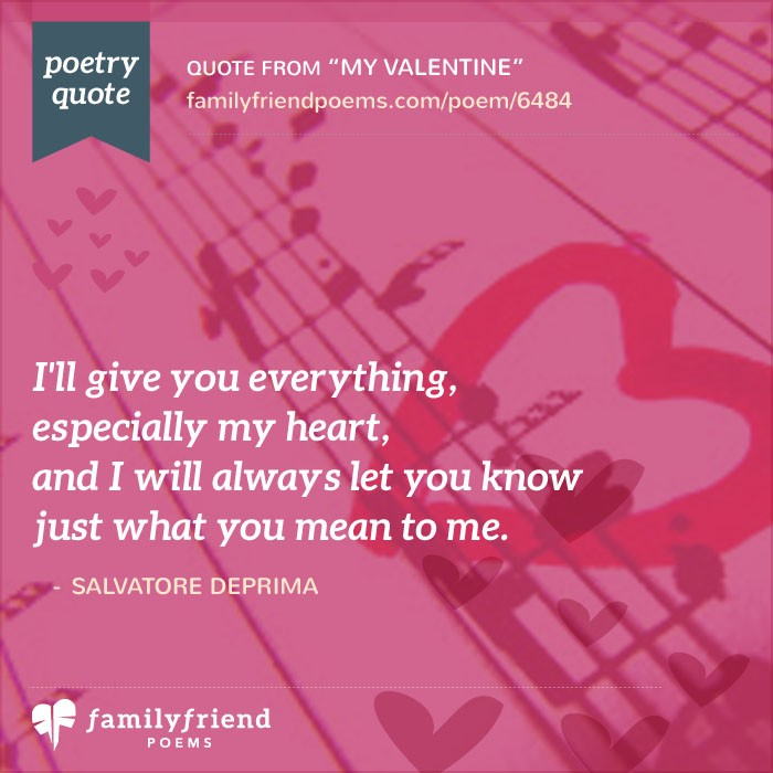 my valentine song romantic valentine s day poem