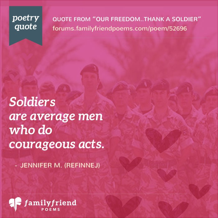 59 War Poems - Sad and Powerful Poems about War