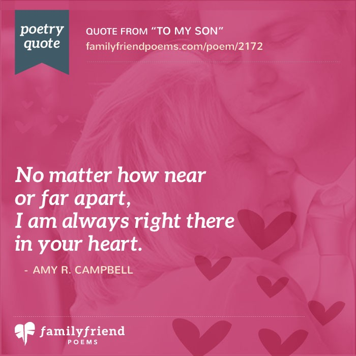 Missing You Poems - Family Poetry About How Much I Miss You