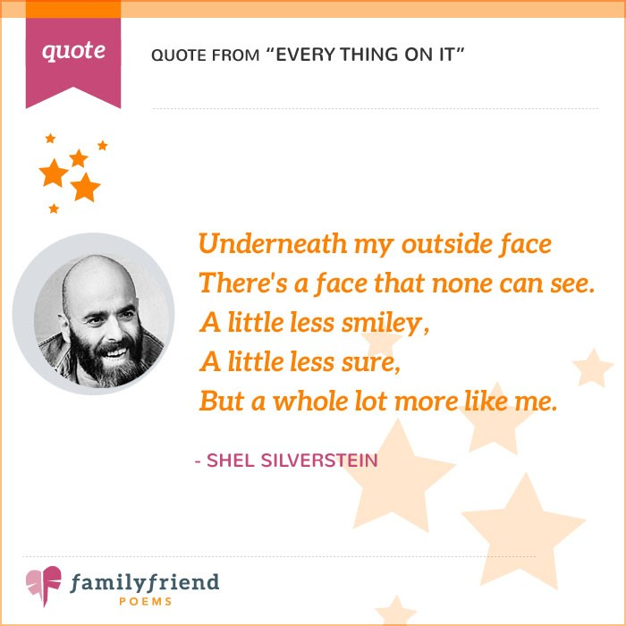 Messy Room By Shel Silverstein, Famous Funny Poem | 700 x 700 jpeg 62kB