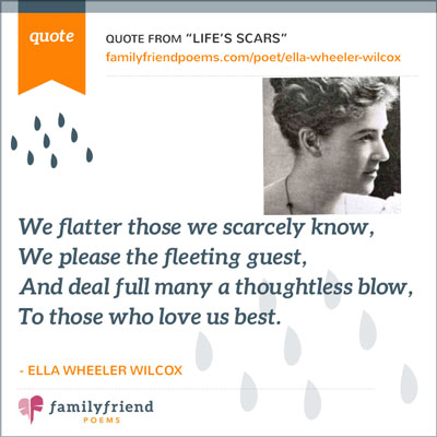 Famous Family Poems