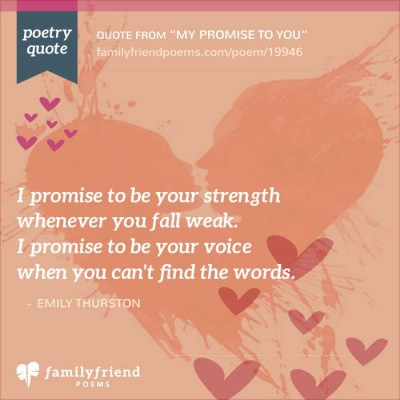 I Promise Quotes Enchanting Boyfriend Poems  Love Poems For Him