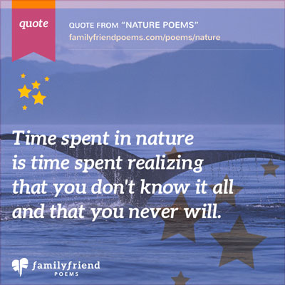 Nature Poems - Poems about Nature