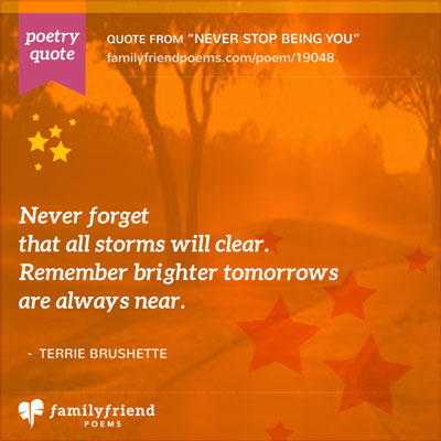 inspirational poems by teens