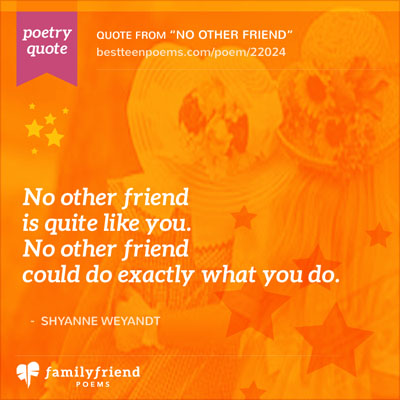 Quote About A Special Friendship