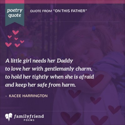 Father Child Poems