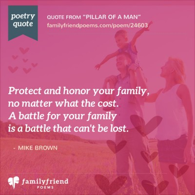 Quote About Bringing Honor To Your Family