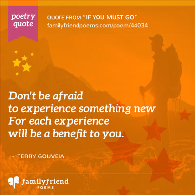 Quote About Experiencing Something New