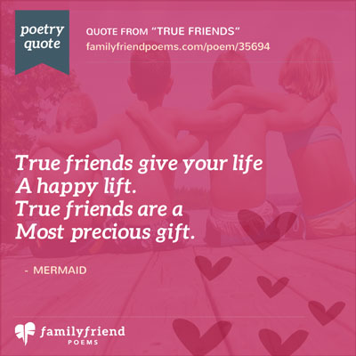 Quote About Friends Being A Gift