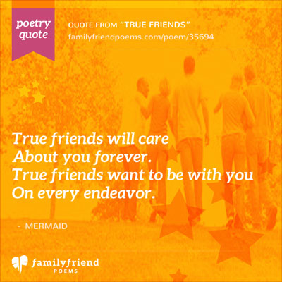 Quote About True Friends Caring