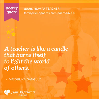 Quote Sharing The Power Of A Teacher