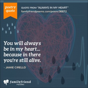 40 Family Death Poems | Poems About Passing of a Family Member