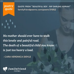 52 Baby Death Poems Infant Loss Poetry For When A Baby Dies