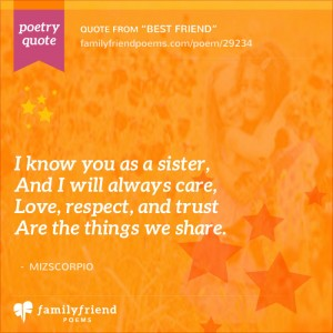 15 Best Birthday Poems Quotes For Sisters