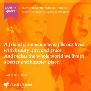 31 Inspirational Friendship Poems Touching Poems About Friendship