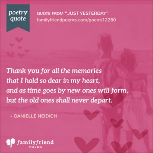 21 I Miss You Friendship Poems