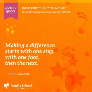 New Years Poems