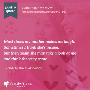 Funny Family Poems