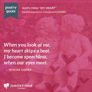 14 Sweet Love Poems By Teens Poems To Make Him Or Her Feel Special