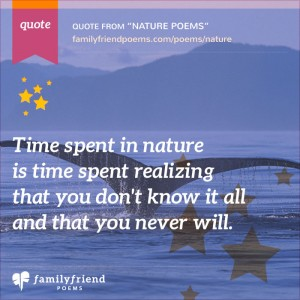 Nature Poems - Inspirational Poems about Nature