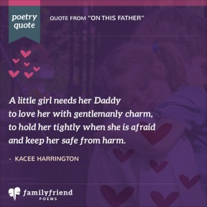 56 Father Poems from Children