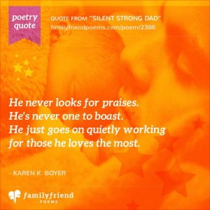 73 Father Poems - All Types of Poems for Dads