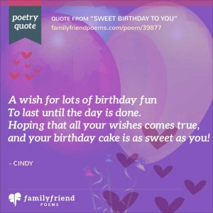 Super 64 Birthday Poems Happy Birthday Poems And Wishes Personalised Birthday Cards Veneteletsinfo