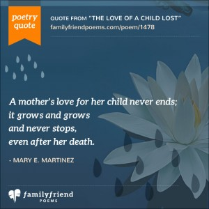 31 Loss of a Son Poems - Healing Poetry for Grieving Parents