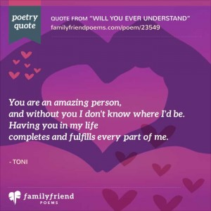 Amazing husband poems